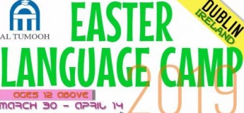 Easter Language Camp 2019