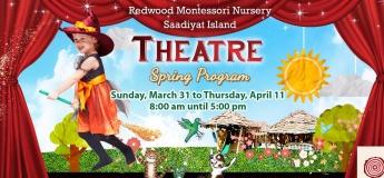 Theatre Spring Program