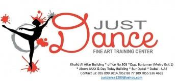 Just Dance Fine Art Training Center