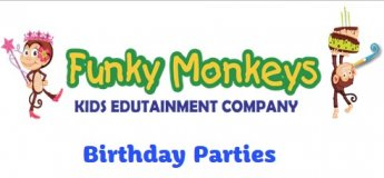Funky Monkeys Playland